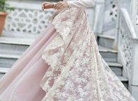 Trend Alarmı: Dantelli Tesettür Elbise Modası
