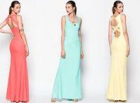 İş Yemekleri İçin Uzun Elbise Modelleri