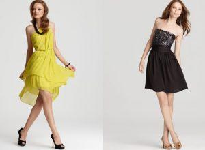 Fırfır Detaylı Abiye Elbise Modelleri