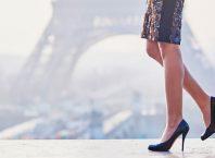 Önü Kapalı Topuklu Ayakkabı