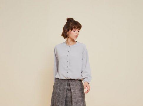 Kadın Gömlek Modelleri Uzun Kollu