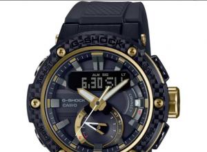 Casio G Shock Saat Tasarımları