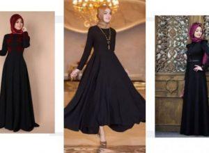 Siyah elbise üzerine hangi renk eşarp takılır?